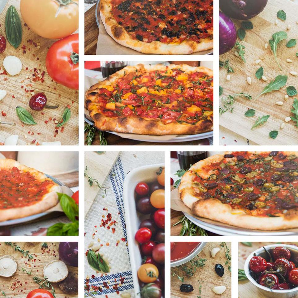 Tony Tutto Pizza
